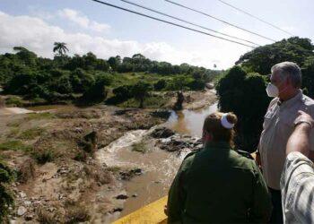 Cuba avanza en recuperación tras tormenta tropical Eta