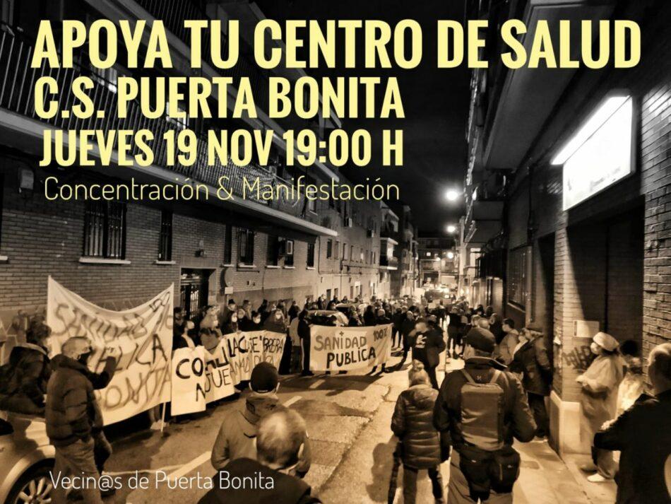 Vuelve la manifestación en defensa de la Sanidad Pública en Carabanchel