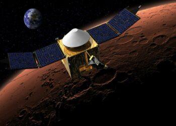 Marte sigue perdiendo agua