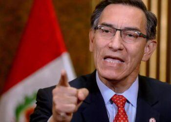 La Fiscalía de Perú solicita prisión preventiva para el ex presidente Martín Vizcarra