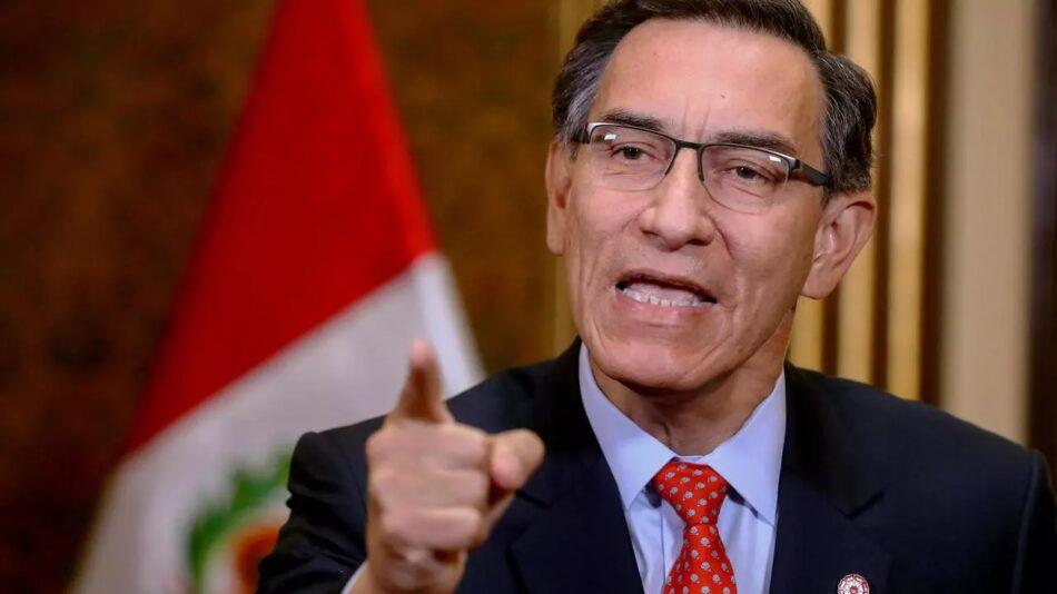El Congreso peruano debate una nueva moción de censura al presidente Vizcarra