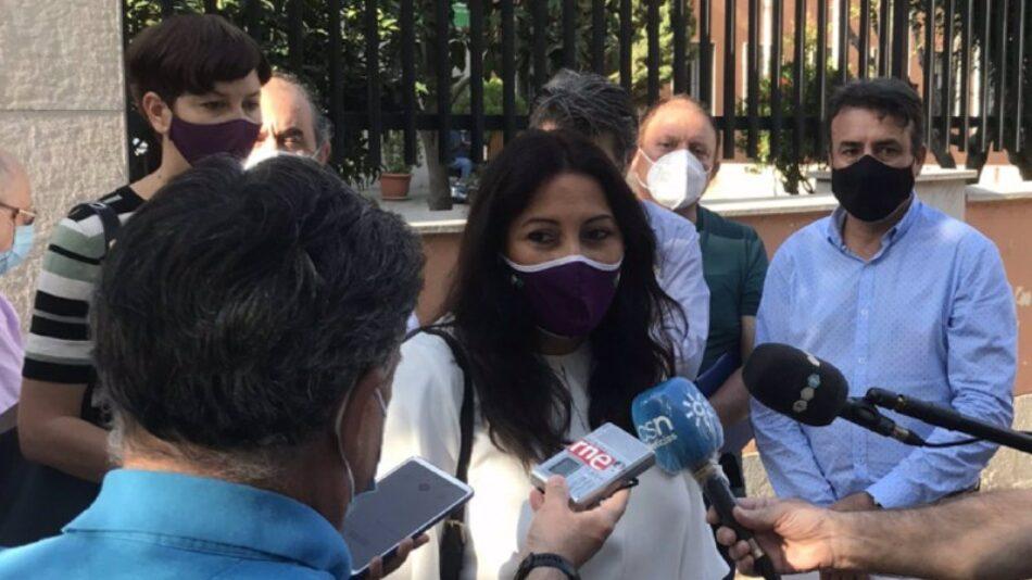 Podemos Andalucía exige a la Junta que ponga las camas de los hospitales privados al servicio de la lucha contra la pandemia
