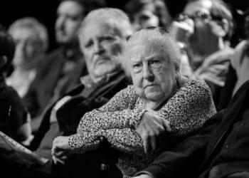 Fallece Paquita Martín, militante histórica del PCE y activista por las pensiones
