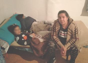 La familia con tres menores desahuciada en San Sebastián de los Reyes denuncia absoluta desatención del Ayuntamiento