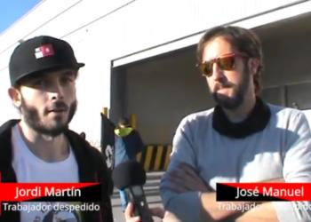 SAT La Plana readmite a los trabajadores que reclaman el cumplimiento del convenio