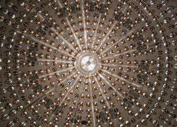 Un detector de neutrinos obtiene la primera prueba experimental de cómo brillan las estrellas masivas
