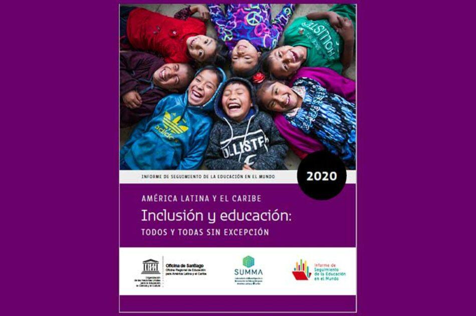 Unesco alerta sobre mayores brechas educativas en Latinoamérica
