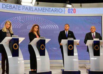 Fuerzas políticas de Venezuela coinciden en rechazo a sanciones