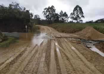 O descontrol ambiental sobre as actividades da mina de Varilongo leva a «marca da casa» de Ángel Bernardo Tahoces, denuncia Anova
