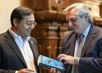 Pdte. de Bolivia agradece solidaridad de su homólogo argentino