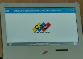 Inicia en Venezuela auditoría de máquinas de votación