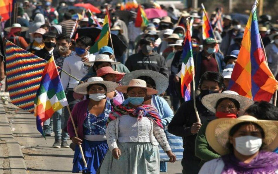 Golpe y pandemias. Príncipe de Maquiavelo vs pueblo de Bolivia