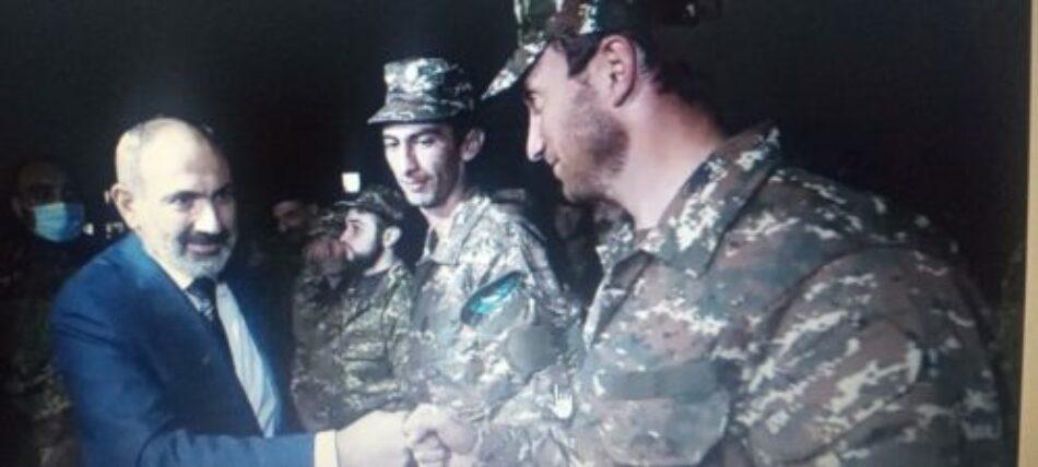 Armenia. Pashinian: «Israel se alineó con Turquía para respaldar a Azerbaiyán»