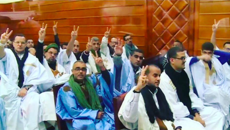 Tribunal de Casación de Marruecos ratifica las penas a los presos de Gdeim Izik