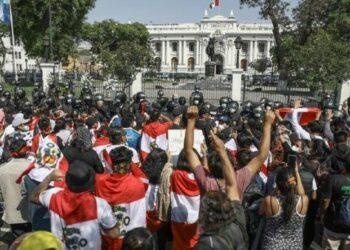 Congreso de Perú a segunda votación para definir la Jefatura del Estado