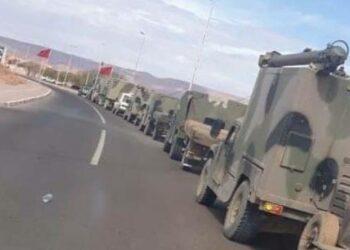 """IU expresa su """"apoyo y solidaridad"""" con el pueblo saharaui ante la agresión marroquí en el Guerguerat y llama al """"restablecimiento inmediato del alto el fuego"""""""