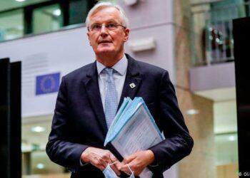 Se inicia en Bruselas nueva ronda de negociación del Brexit con Johnson en aislamiento preventivo