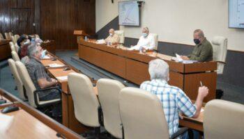 Más del 93 % de los contagiados en Cuba con la COVID-19 está recuperado
