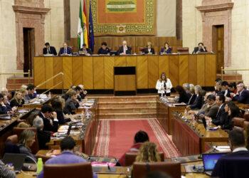 El Parlamento andaluz avala expulsar a Teresa Rodríguez y otros siete diputados/as afines de Adelante Andalucía