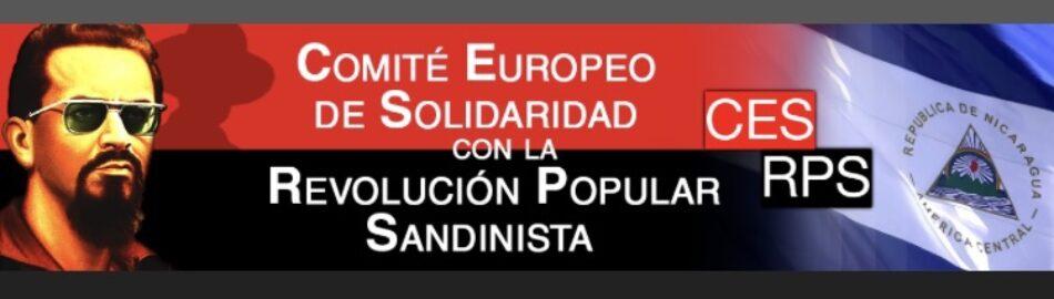 Comunicado de Solidaridad con Centroamérica y Nicaragua