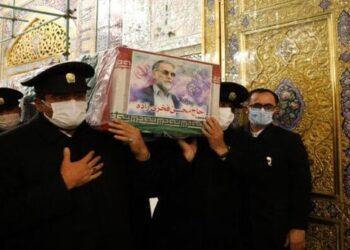 Irán rinde homenaje a científico nuclear asesinado