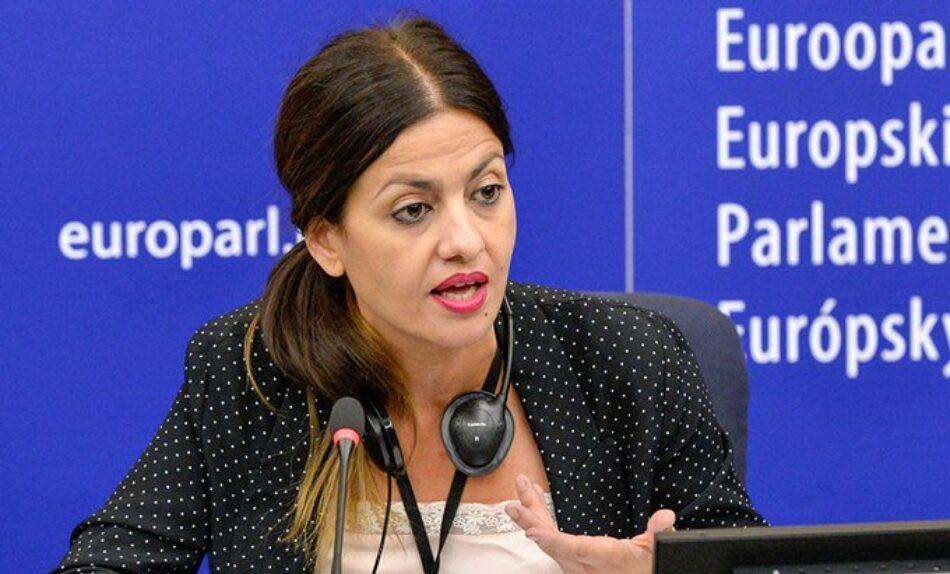 Sira Rego se reúne con responsables del gabinete de la comisaria europea de Interior para analizar la situación de las personas migrantes en Canarias y el nuevo Pacto Migratorio
