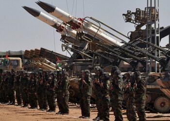 El ELPS continúa hostigando las bases de las fuerzas de ocupación marroquíes