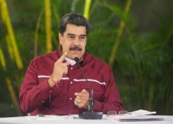Nicolás Maduro dijo que trabajará «con paciencia» para poder dialogar con Joe Biden