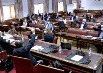 El Senado aprueba la moción de Compromís contra la despoblación por unanimidad