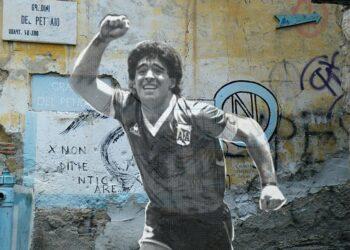 Diego Maradona: semblanza de una deidad de potrero