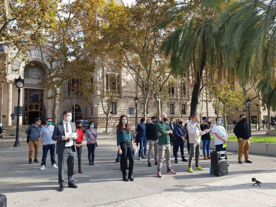 Asociaciones cannábicas se unen para pedir el indulto de Albert Tió, condenado a cinco años de cárcel, y denuncian creciente criminalización