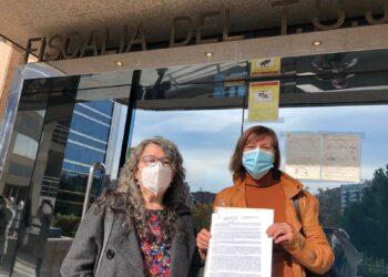 """Piden a la Fiscalía que actúe ante la """"negligente gestión de la pandemia"""" de la Comunidad de Madrid"""