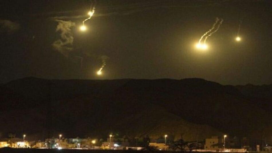 Siria denuncia ataques de Israel contra la provincia de Damasco