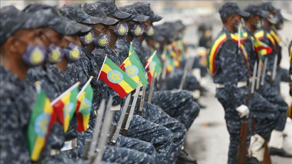 El gobierno etíope anuncia una ofensiva terrestre contra Tigray en el creciente conflicto civil del norte del país