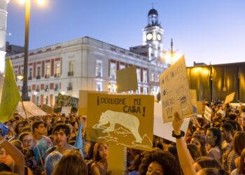 Greenpeace, Ecologistas en Acción y Oxfam Intermón lanzan un llamamiento a la ciudadanía para que se sume al litigio climático