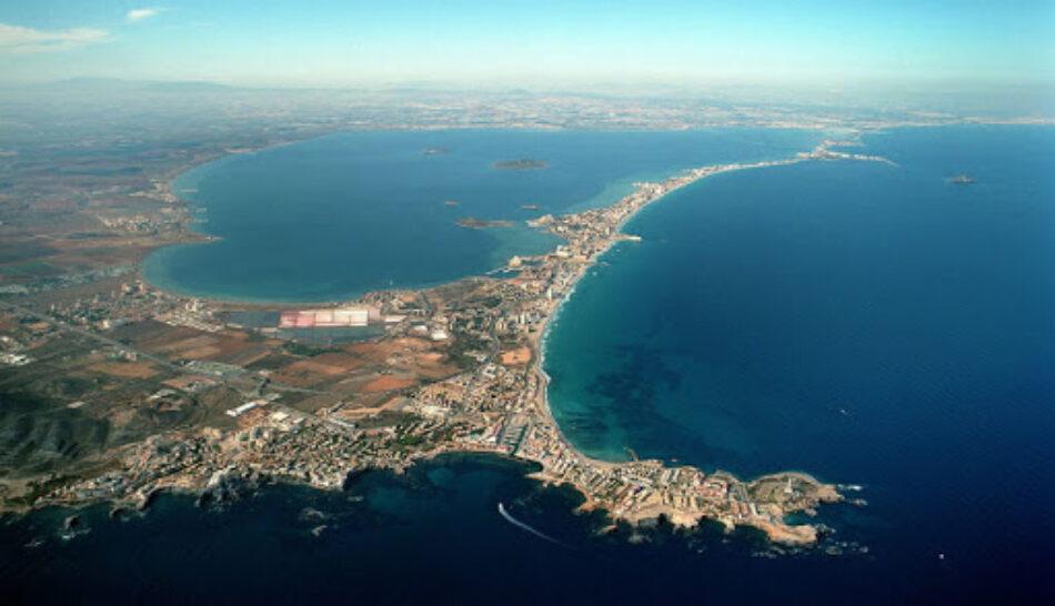 Solicitan reconocimiento del Mar Menor como sujeto con personalidad jurídica propia