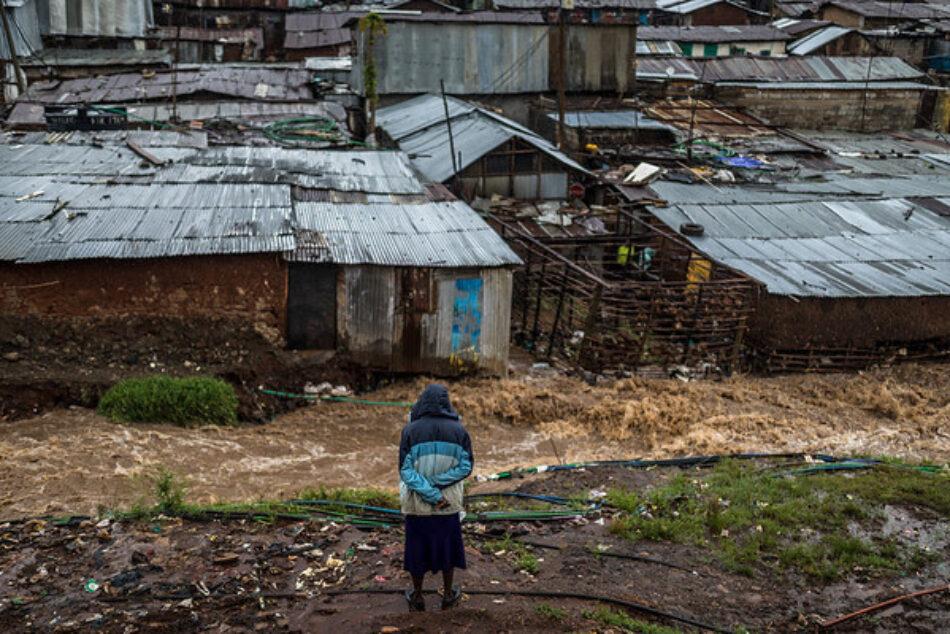 La intensificación de los fenómenos meteorológicos extremos amenaza a las comunidades más vulnerables de África