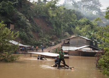 Víctimas del huracán Eta en Guatemala denuncian el impacto de las hidroeléctricas en las pérdidas humanas y económicas