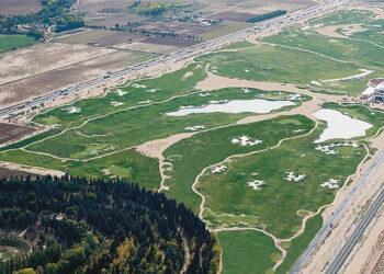 IU alerta de que la posible ampliación del campo de golf ilegal de El Encín aparece cuatro veces en el Avance del PGOU de Alcalá de Henares
