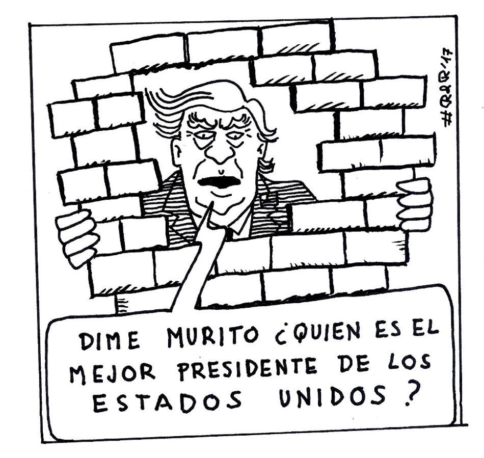 El «muro» de Trump
