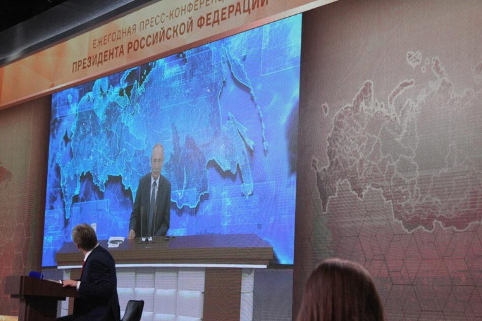 Rusia dispuesta a diálogo con EE.UU. sobre desarme