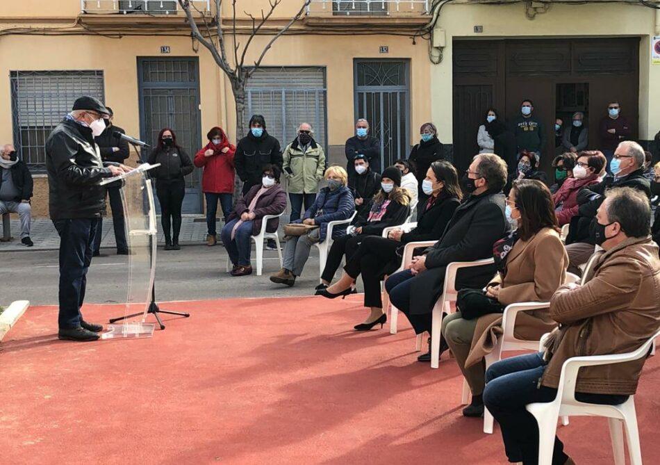 Inaugurado el Memorial Democrático de Almassora