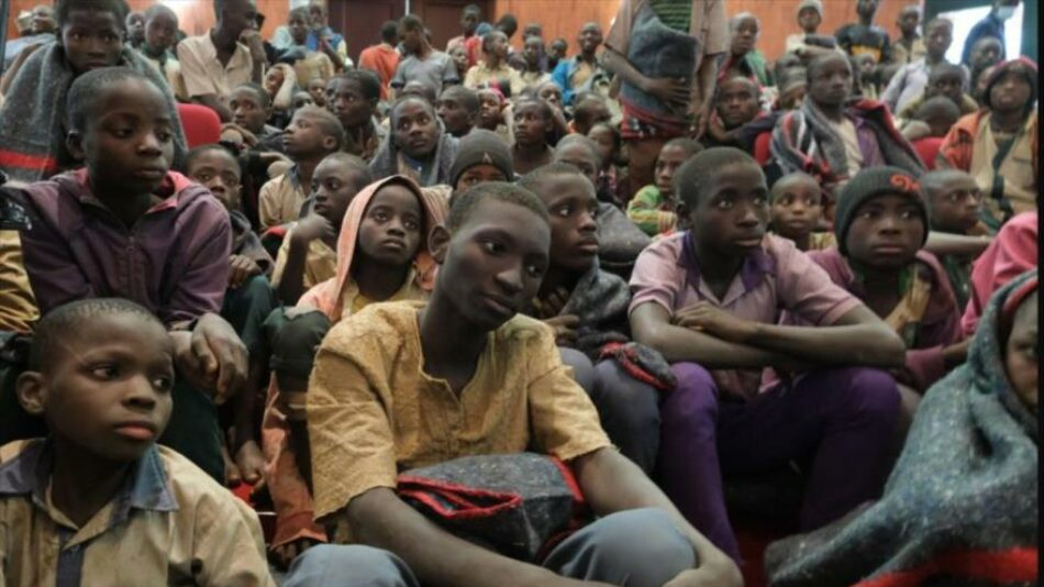 Frustran un nuevo secuestro de 80 estudiantes en Nigeria