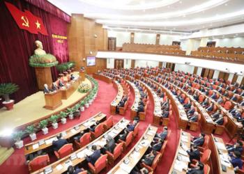 En enero-febrero de 2021 Congreso del Partido Comunista de Vietnam