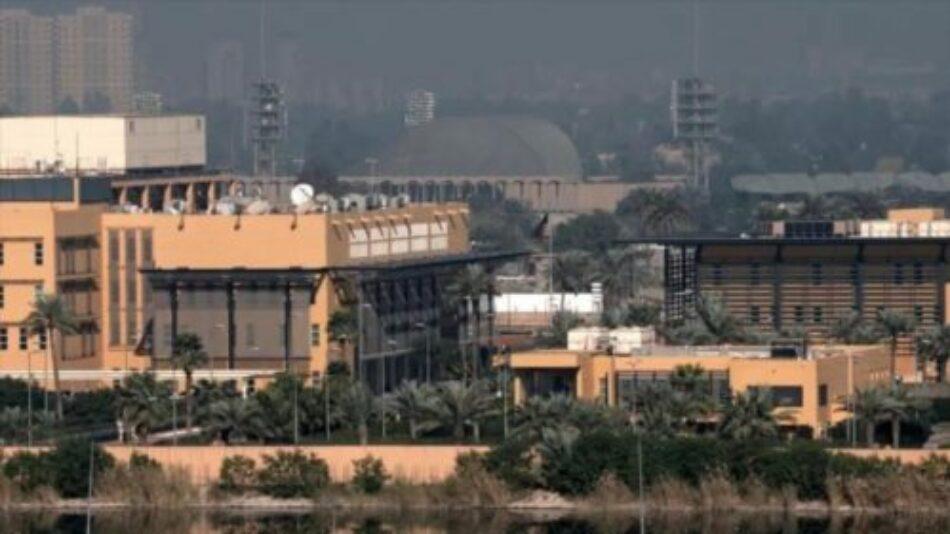 """Kataeb Hezbolá considera un """"show"""" el ataque a la embajada de EEUU en Iraq"""