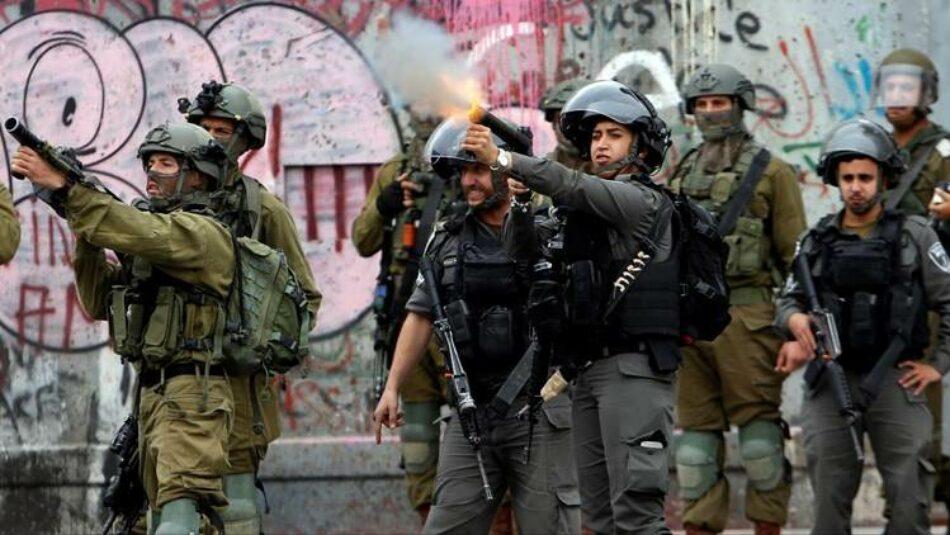 Arrestan a 16 palestinos en Jerusalén y Cisjordania