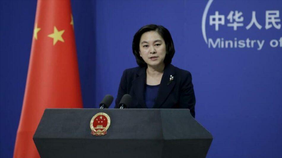 China sanciona a congresistas y exigirá visa a diplomáticos de EEUU