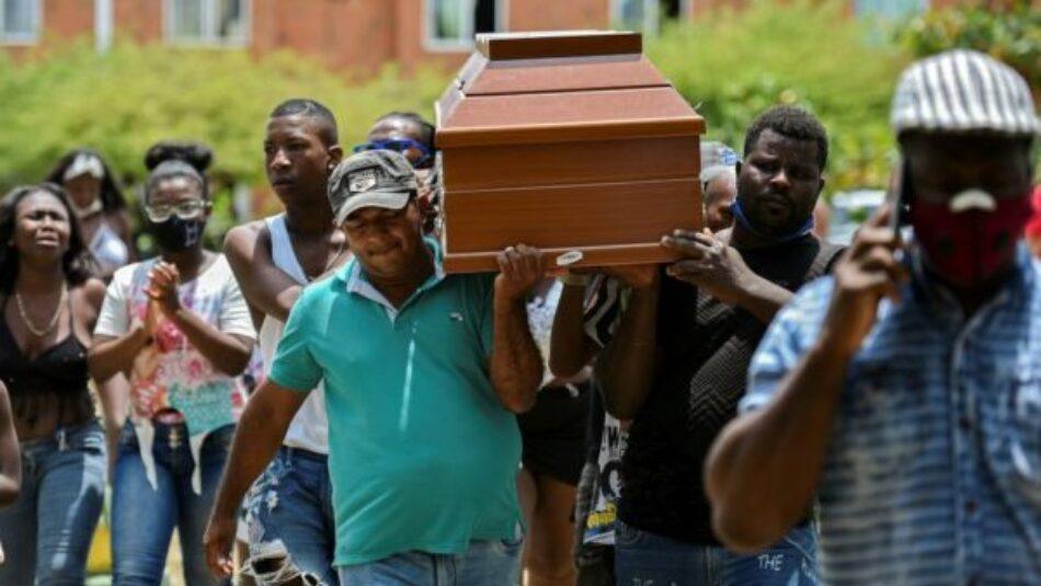Naciones Unidas registró 66 masacres y 255 muertos durante 2020 en Colombia