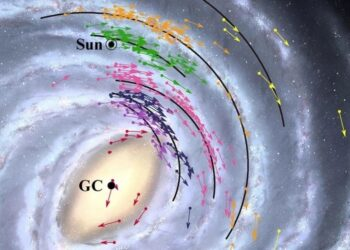 Descubrieron que la Tierra está mucho más cerca del agujero negro supermasivo y que viaja más rápido