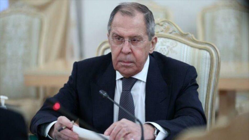 Rusia reafirma su rechazo a la presencia militar ilegal en Siria